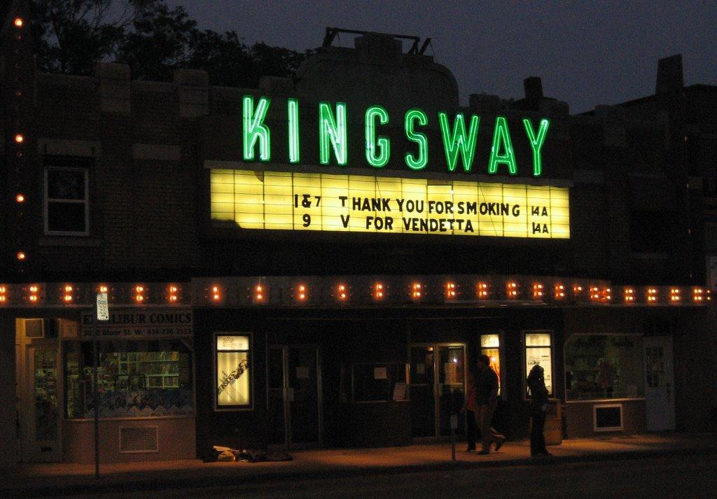 Independent Cinemas in Toronto