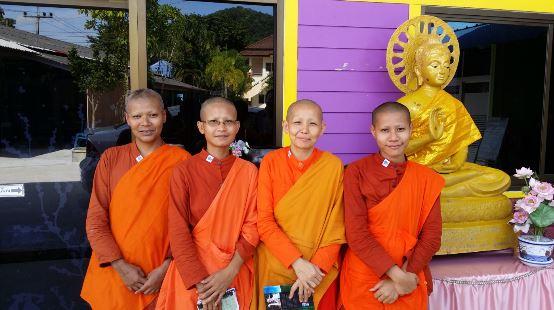 Gender Inequalities in Thai Sangha