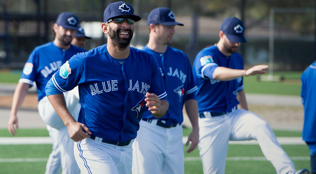 Blue Jay's Spring Training Report