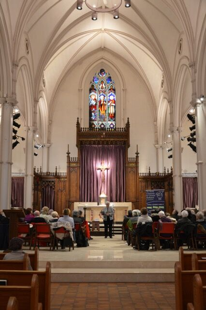 Inside St. Mikes