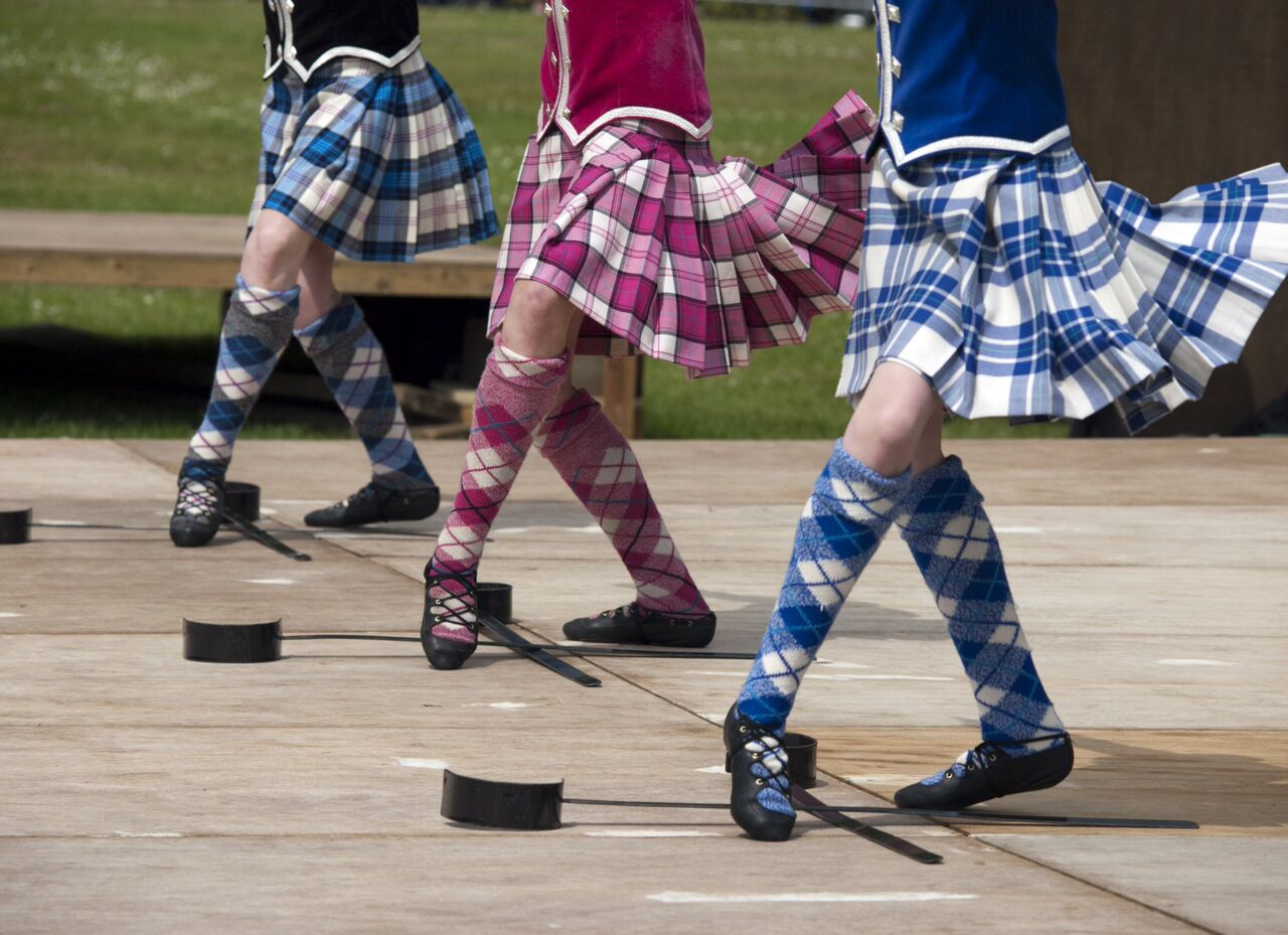 The Politics of Highland Dance