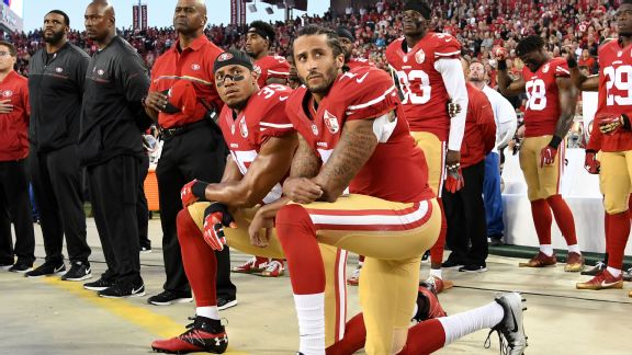 The Nature of Protest in Sports