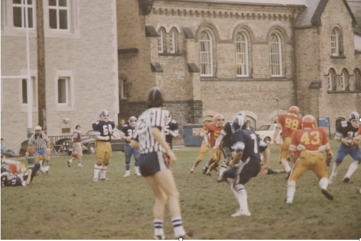 Football, St. Mike's, and You
