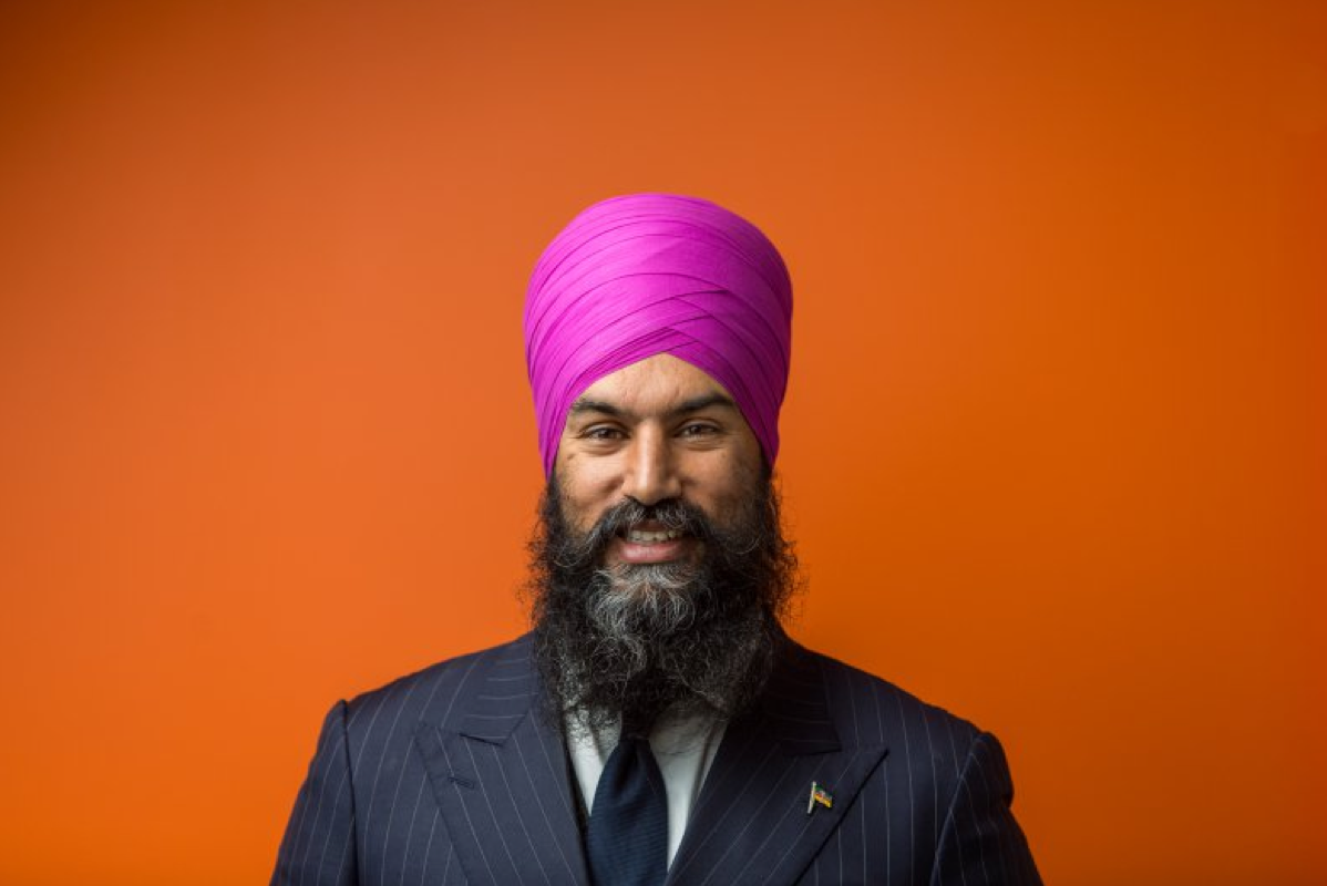 Jagmeet Singh: A New Chapter