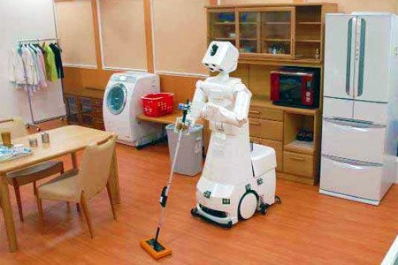 Robots… In Our Houses?!