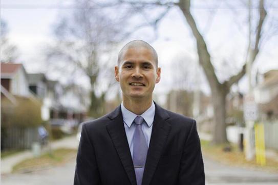 John Taylor Hired as USMC Student Life Coordinator