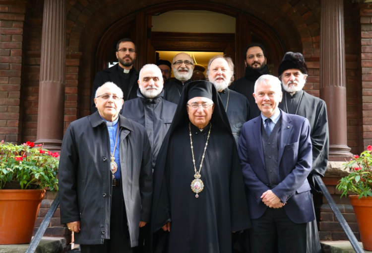 Introducing The Sheptytsky Institute