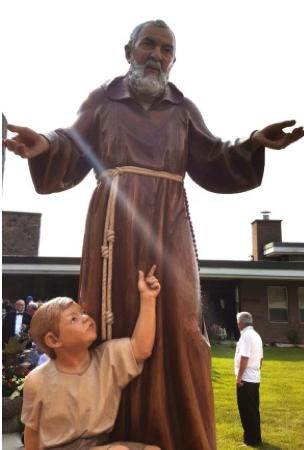 The Padre Pio Pilgrimage
