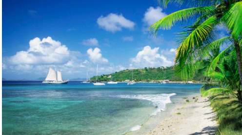 Summer Days on St. Vincent and the Grenadines