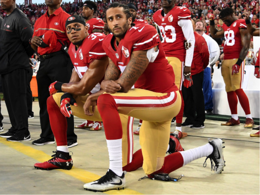 Colin Kaepernick: Civil Rights Hero