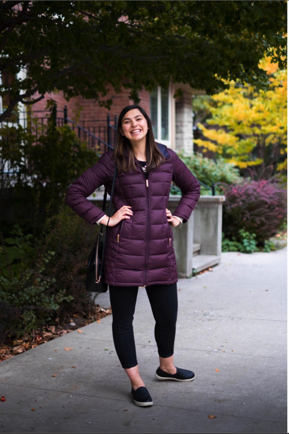 Humans Of USMC: Katie Pullella