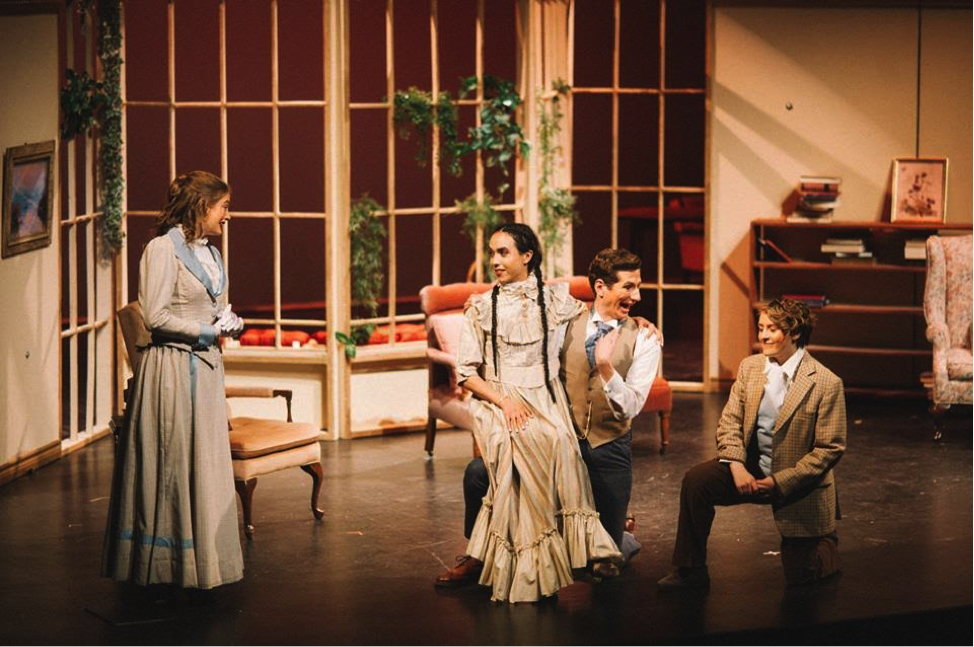 Is Being Earnest Still Important? The Victoria College Drama Society Goes Wilde