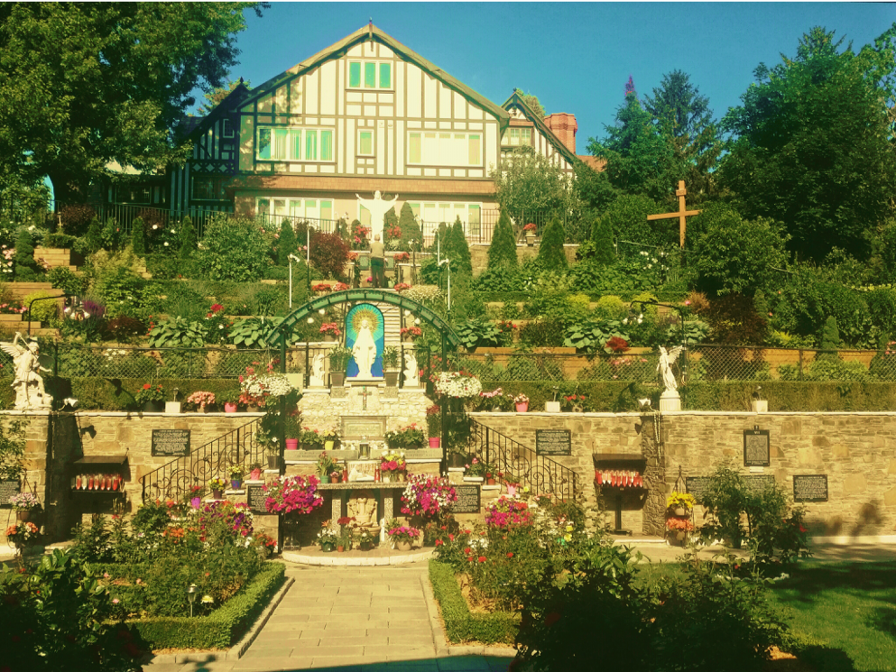 Special Graces Granted at the Marian Shrine of Gratitude