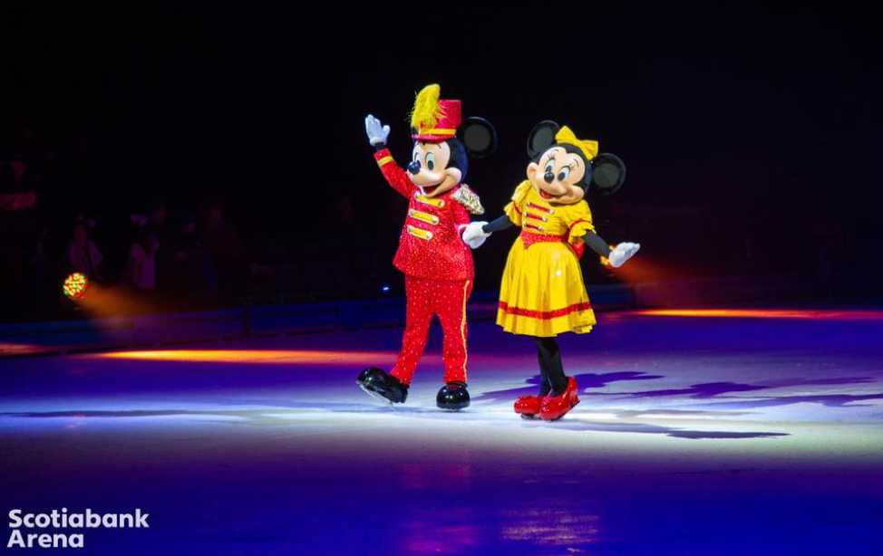 A Trip to Disney On Ice