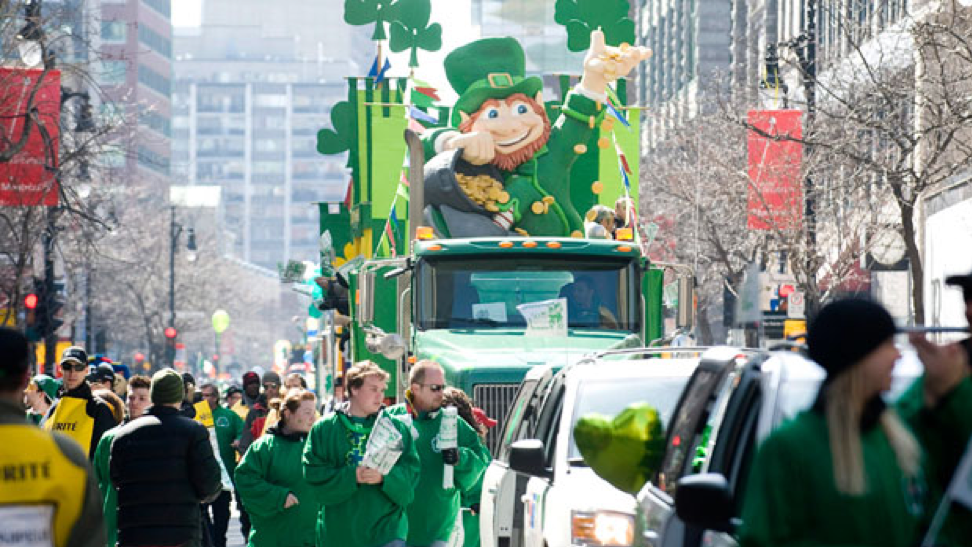 10 things to do on St. Patrick's Day in Toronto