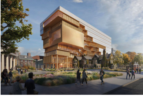New Building Announced for U of T