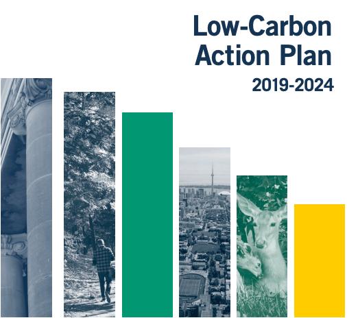 U of T Announces Low-Carbon Action Plan