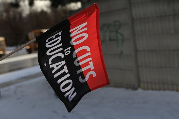 Ontario Teachers' Strike — Cuts Hurt Kids