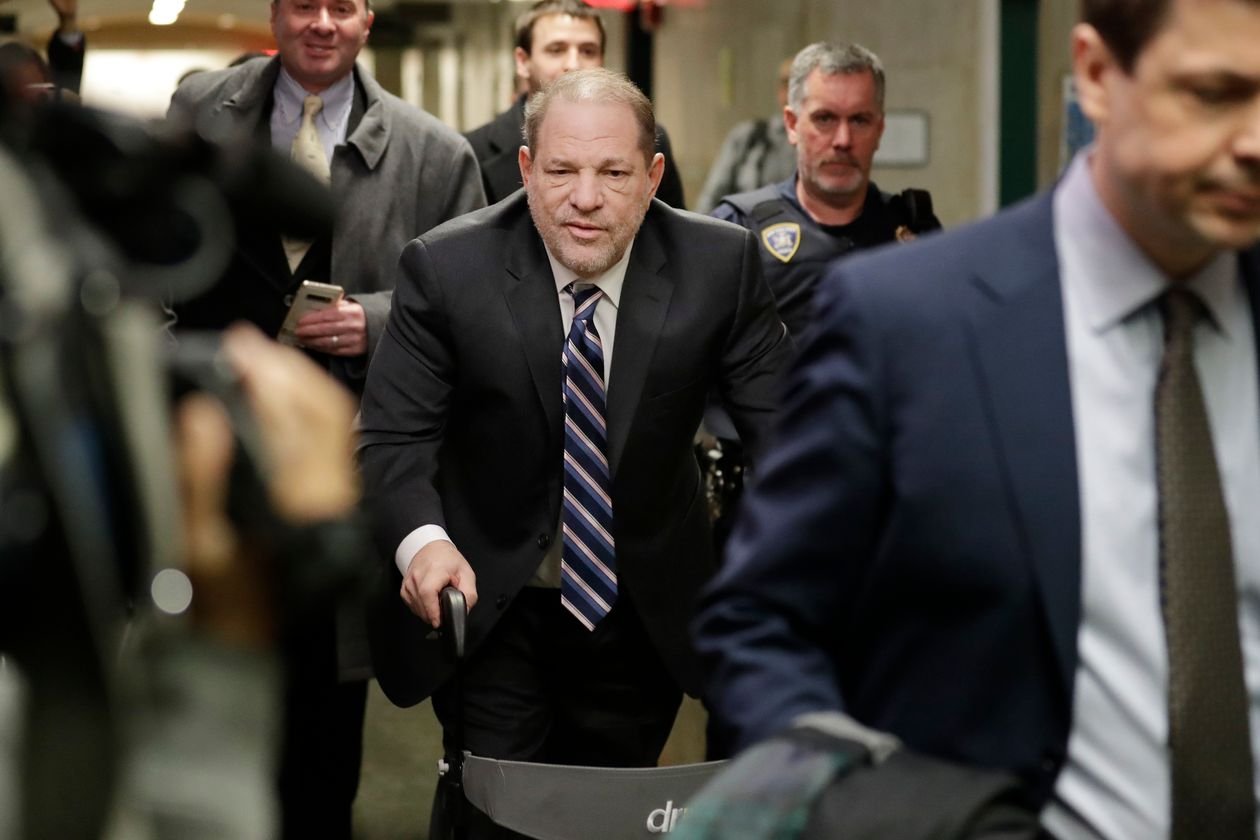 Weinstein on Trial: What This Means for the #MeToo Era