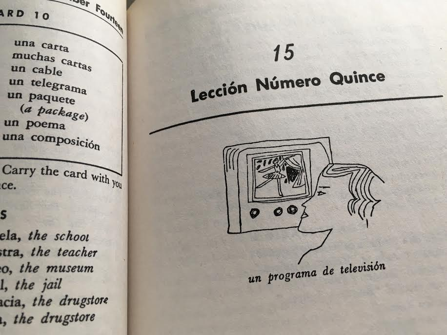 Spanish in Times of Quarantine