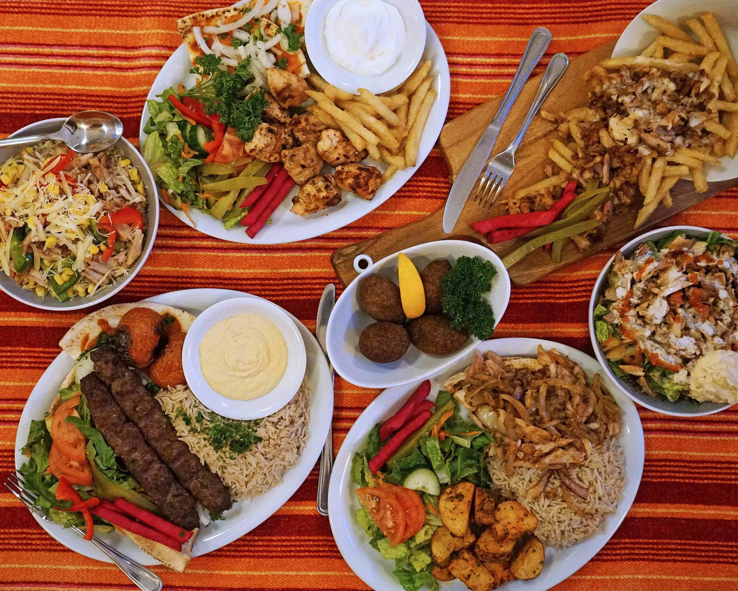 5 Best Halal Food Places in Toronto