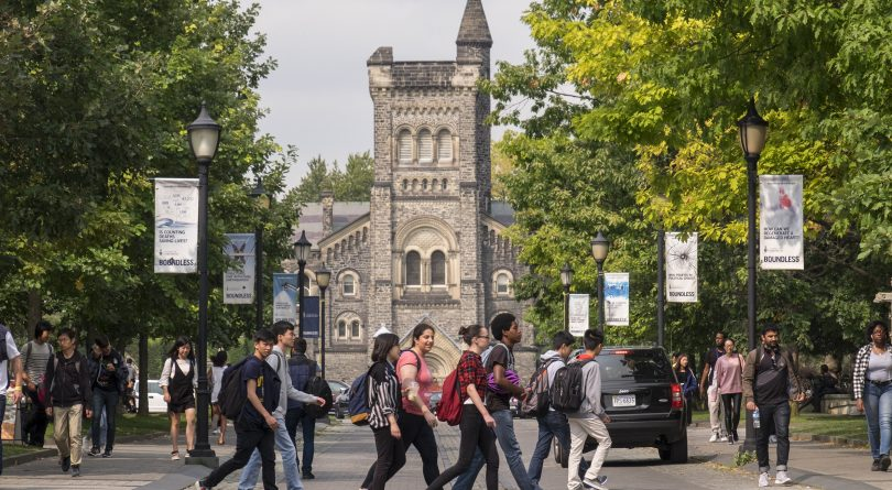 U of T's Operating Plans for 2020–21