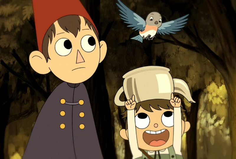 Over the Garden Wall: The New Old
