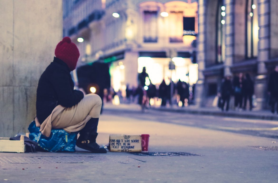 Homeless in a Pandemic