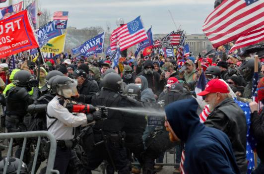 US Capitol Riots, Double Standards of Civil Unrest