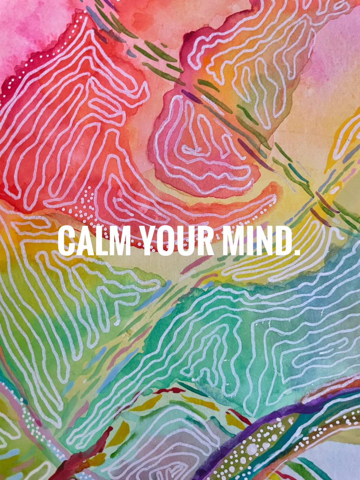 Three Ways to Clear Your Mind