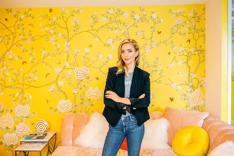 Women in Business: Getting to Know Whitney Wolfe Herd