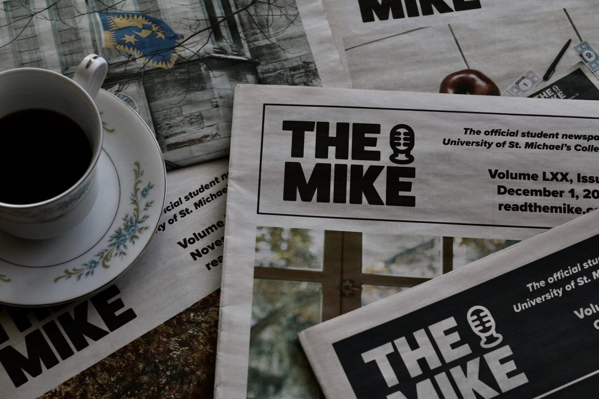 Editorial: The Mike's Year in Review