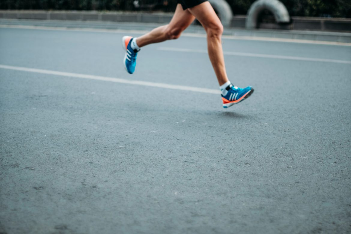 2020—And a Newfound Love For Running