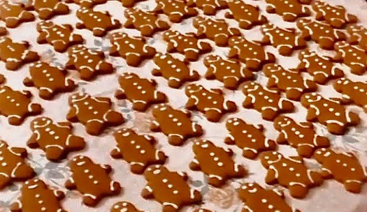 How to Bake Gingerbread Cookies